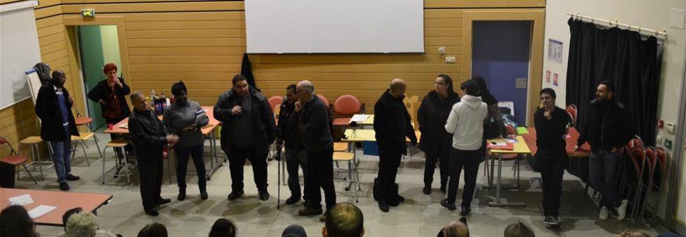 Presentation du comité 1