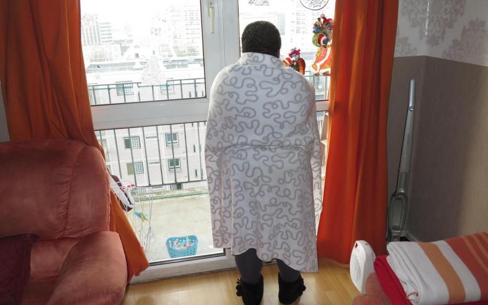 En plein hiver, une famille est privée de chauffage et d'eau chaude pendant deux semaines